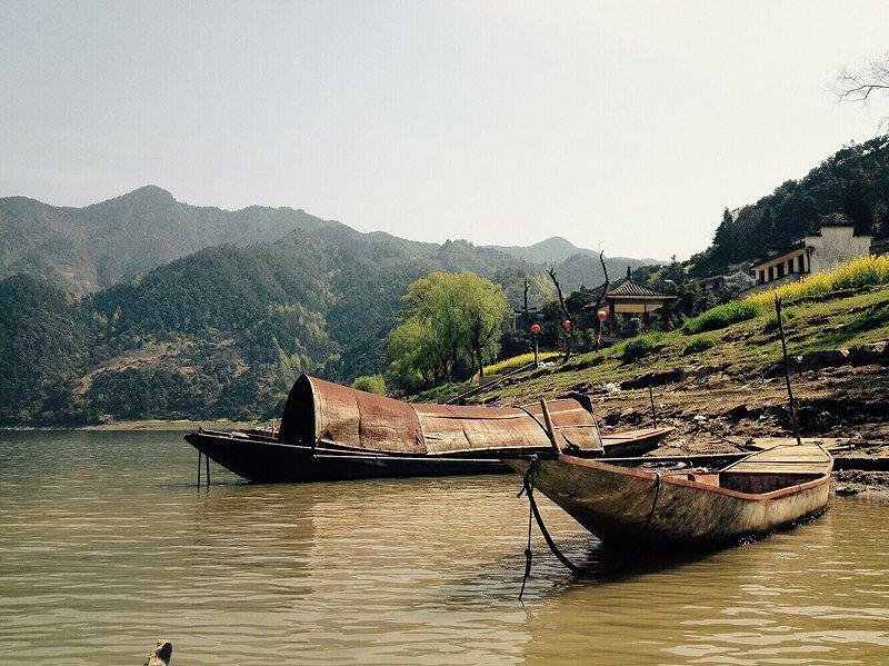新人-折叠艇-野游新安江